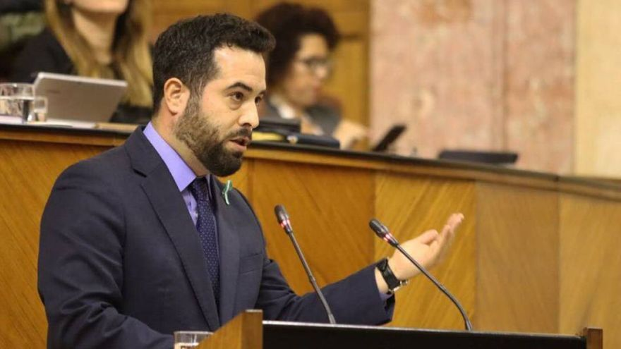 """Un diputado andaluz de Cs: """"Estoy hasta los cojones de todos nosotros"""""""