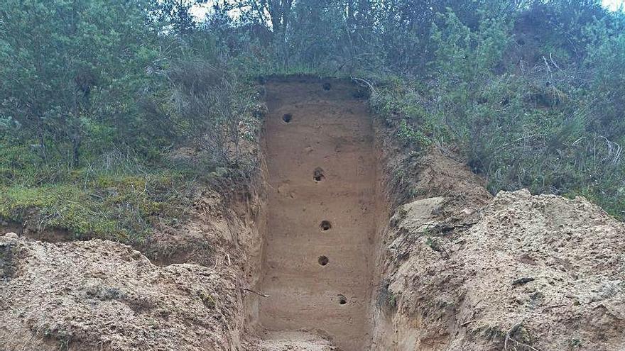 Arribes acoge depósitos de sedimentos de inundaciones de hace 10.000 años