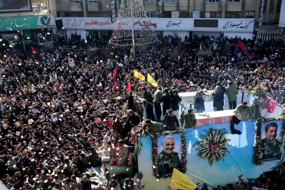 Muere Soleimani | Enero