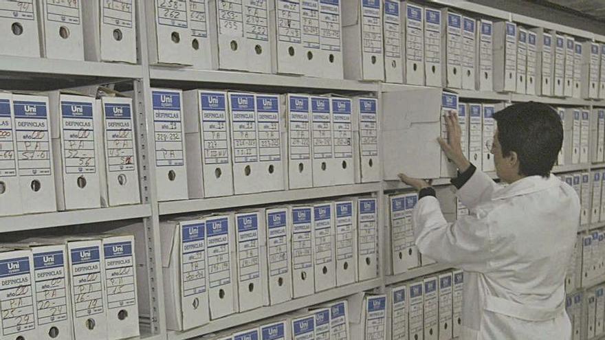 Juzgados de Zamora destruyen más de 365.000 folios para liberar espacio en el archivo