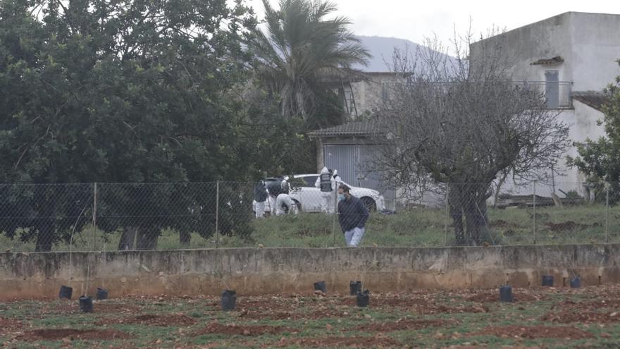 Un geólogo asesora a la Guardia Civil en la búsqueda de restos en Binissalem
