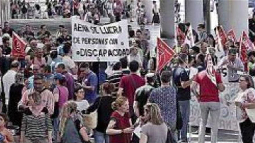 Streik oder kein Streik über Ostern am Flughafen Palma?
