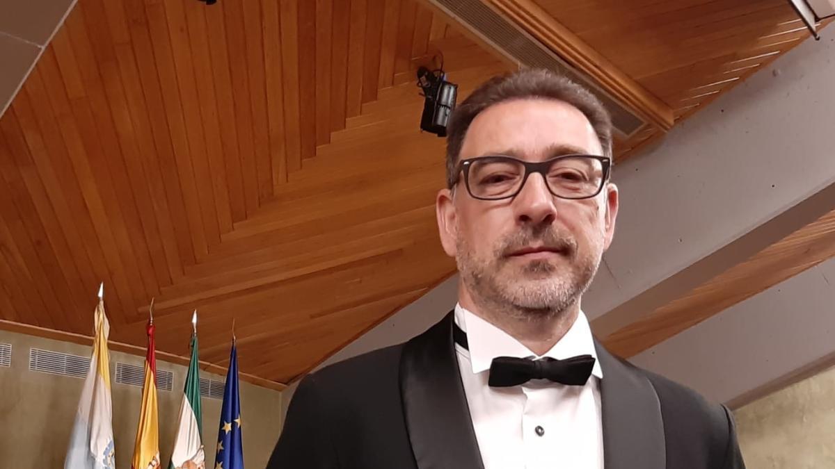 El director, compositor y músico Miguel Ángel Sarrió.