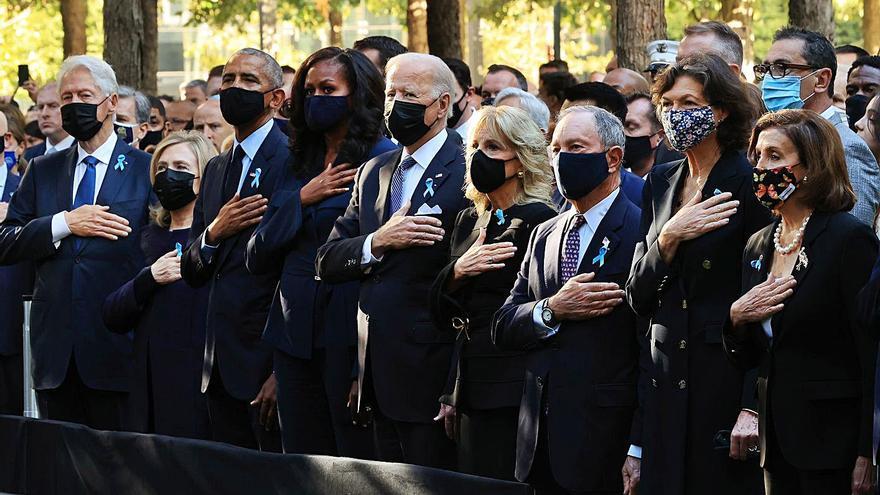 Nova York commemora el 20è aniversari dels atemptats de l'11-S