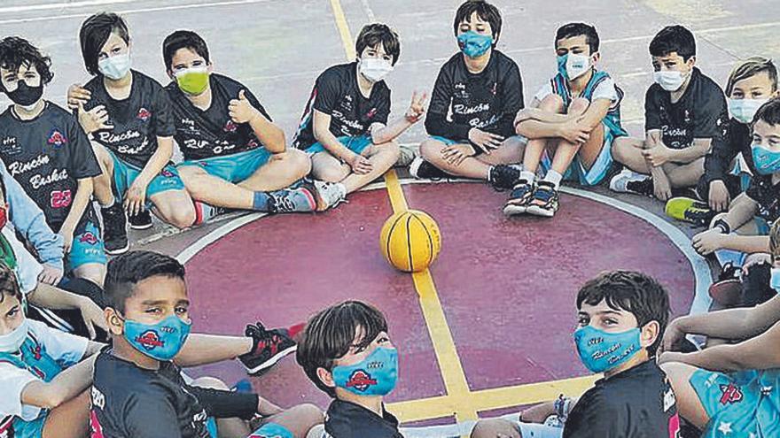 Rincón Basket celebra su primera fiesta del baloncesto