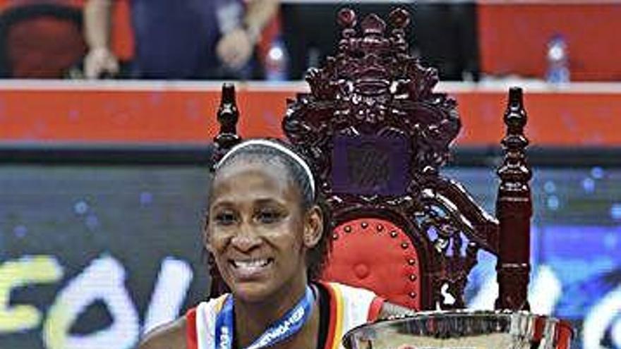 De la anemia a ser la MVP del Eurobasket