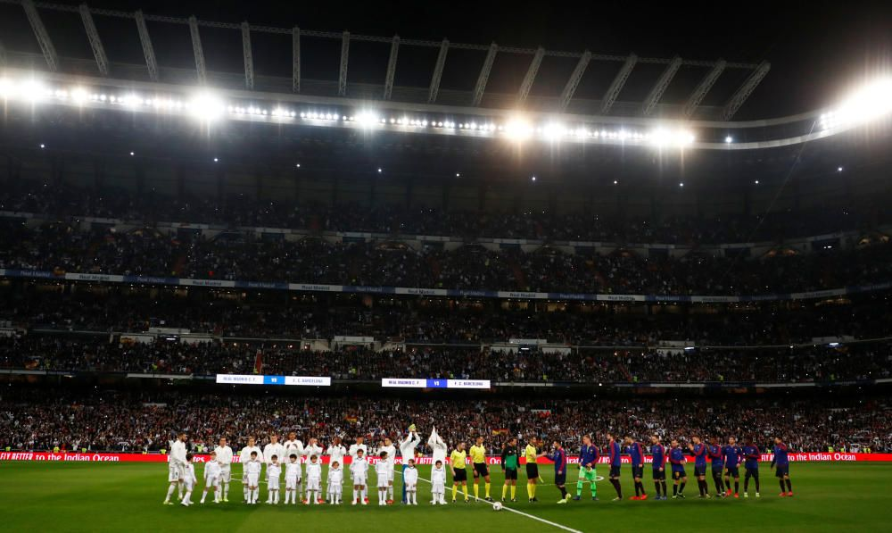Copa del Rey: Real Madrid-Barcelona