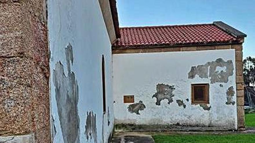 El BNG insta a la Xunta a arreglar la capilla de Oza y cederla al Concello para su uso