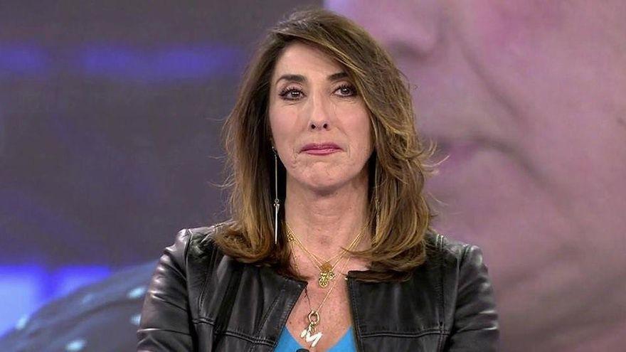 """El mensaje de Paz Padilla en recuerdo de su marido que ha emocionado este San Valentín: """"Brinda conmigo"""""""