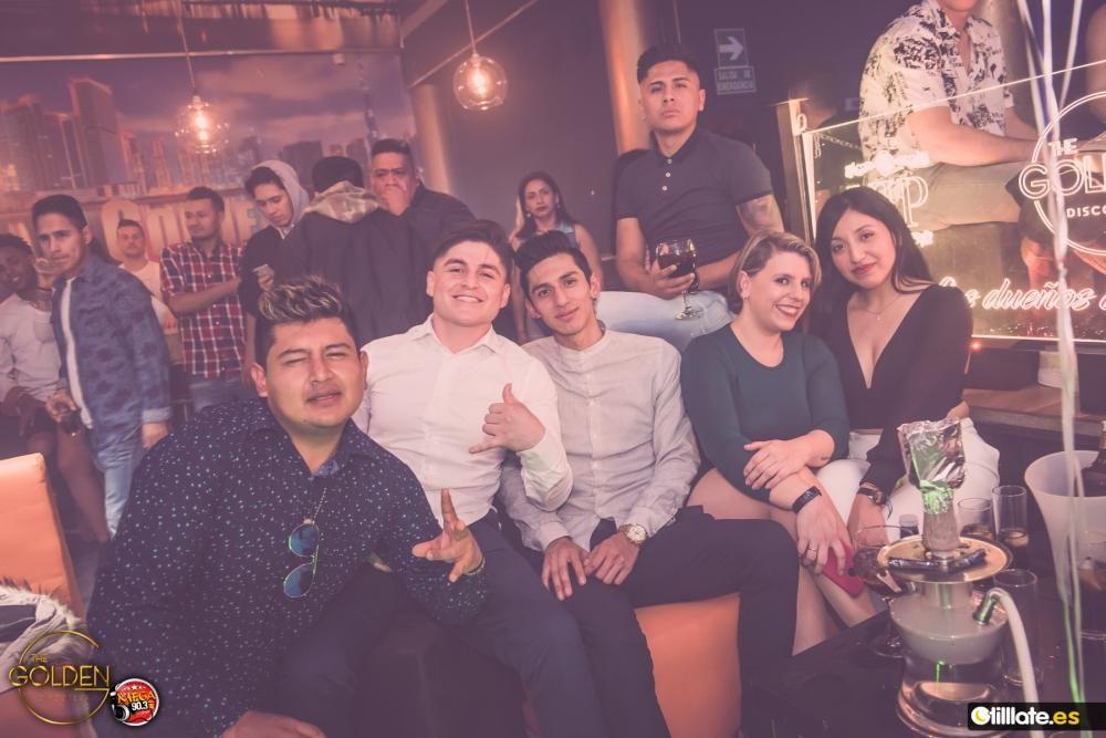 ¡Búscate en la noche murciana! The Golden Discoteca (21/02/2020)