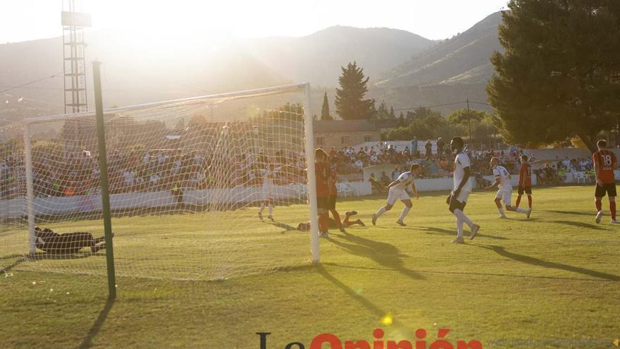 Fútbol preferente UD Caravaca 3 - 0 EF Alhama