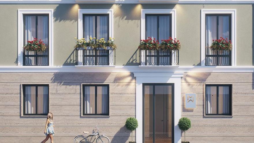 Urbanismo da licencia para un edificio con 15 apartamentos turísticos