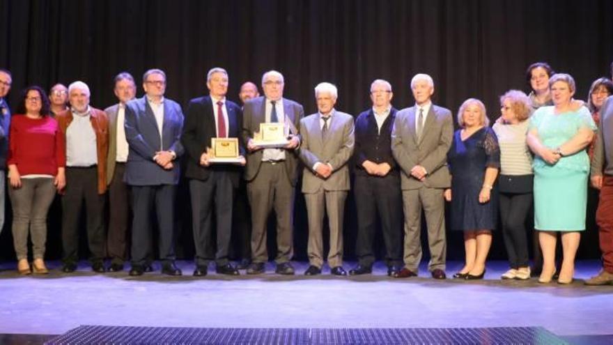 La FAC premia al Círculo Católico y a Mensajeros de la paz
