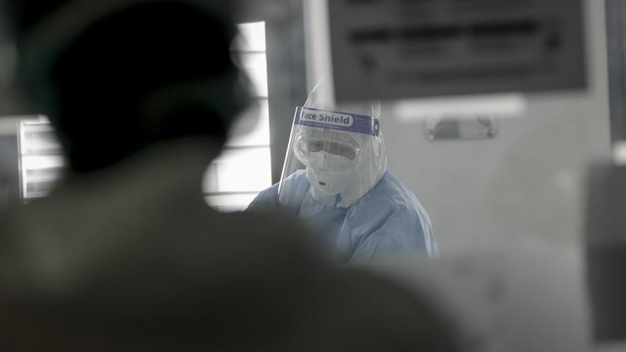 Nuevo récord de enfermos de coronavirus en las UCI de Baleares