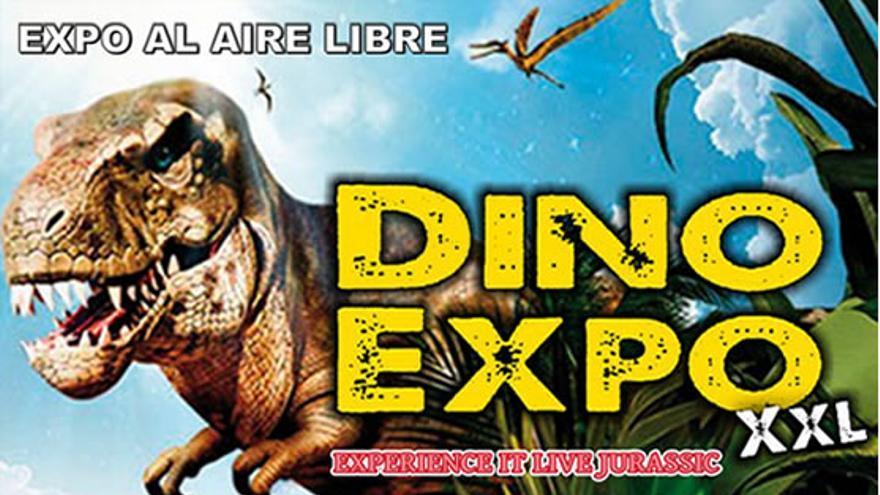Expo dino XXL