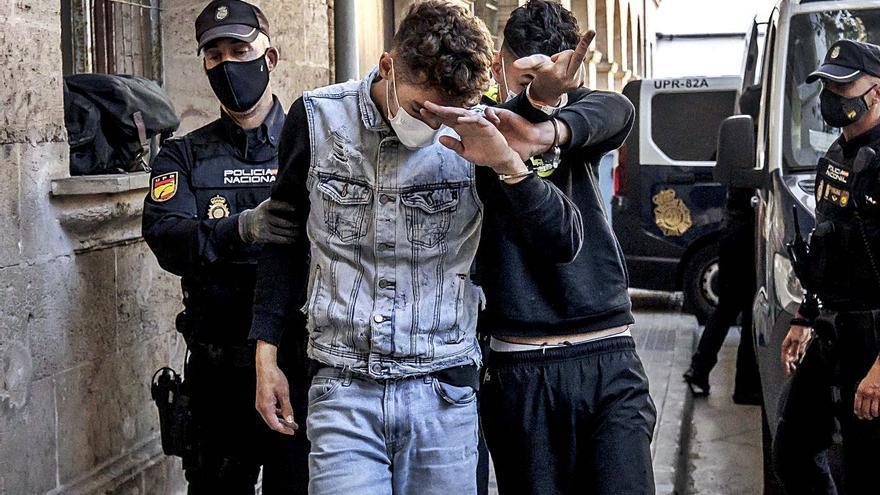 La banda de ladrones de Pere Garau cometió más de 150 robos