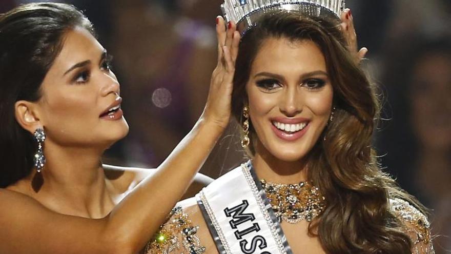La francesa Iris Mittenaere, nova Miss Univers