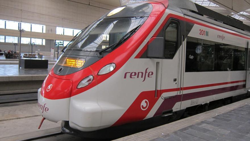 Renfe anuncia la recuperación de seis frecuencias en Aragón a partir del domingo
