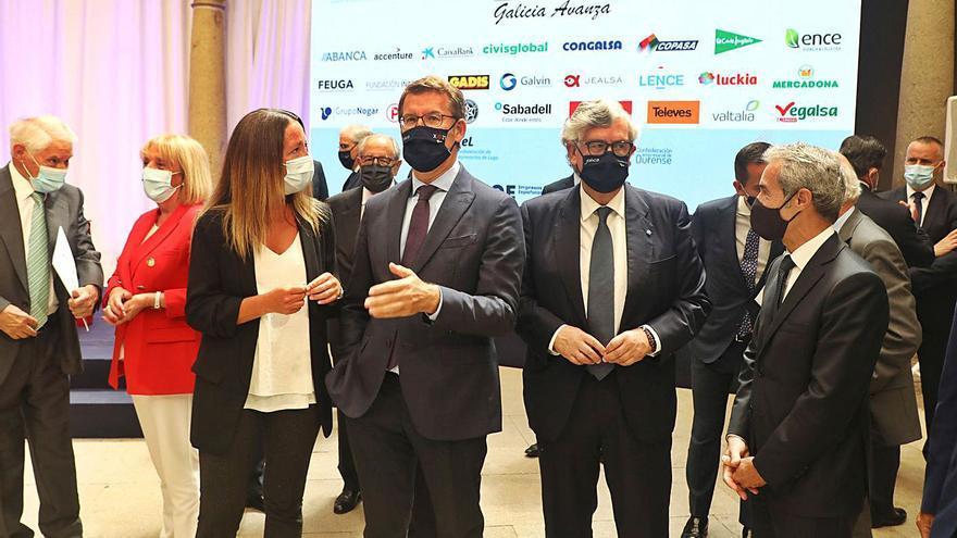La CEG lanza un plan hasta 2030 para su consejo asesor, con las principales empresas gallegas