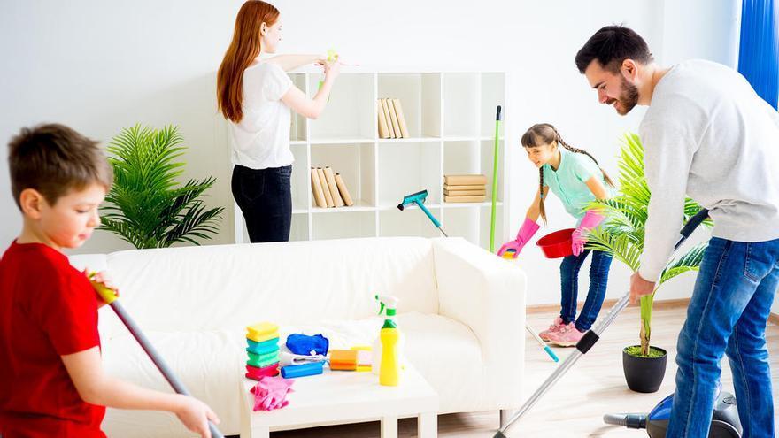 Diez Consejos Para Eliminar El Polvo De Tu Casa Durante Más Tiempo Levante Emv
