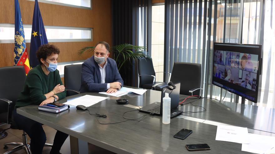 Onda y Ascer urgen al Consell reforzar las conexiones con Vila-real y l'Alcora