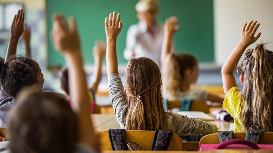 """""""A los niños se les premia por aceptar retos; a las niñas, por ser perfeccionistas"""""""