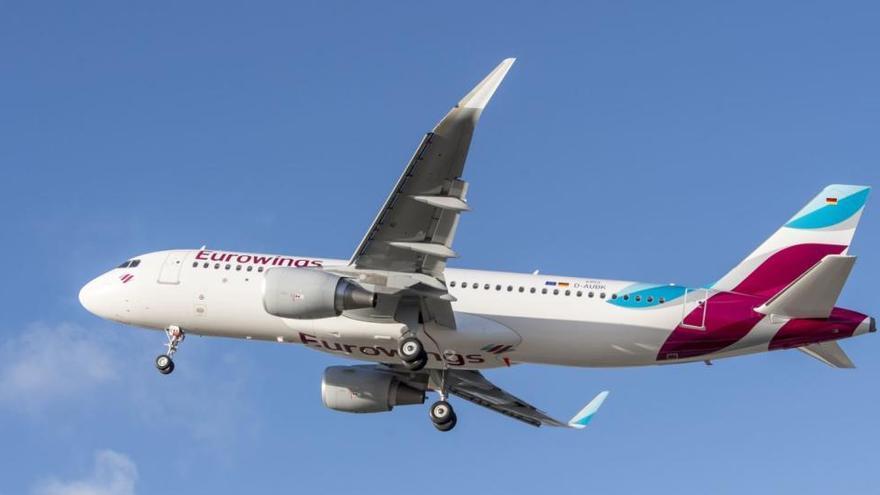 Mallorca-Flieger Eurowings speckt Basic-Tarif ab