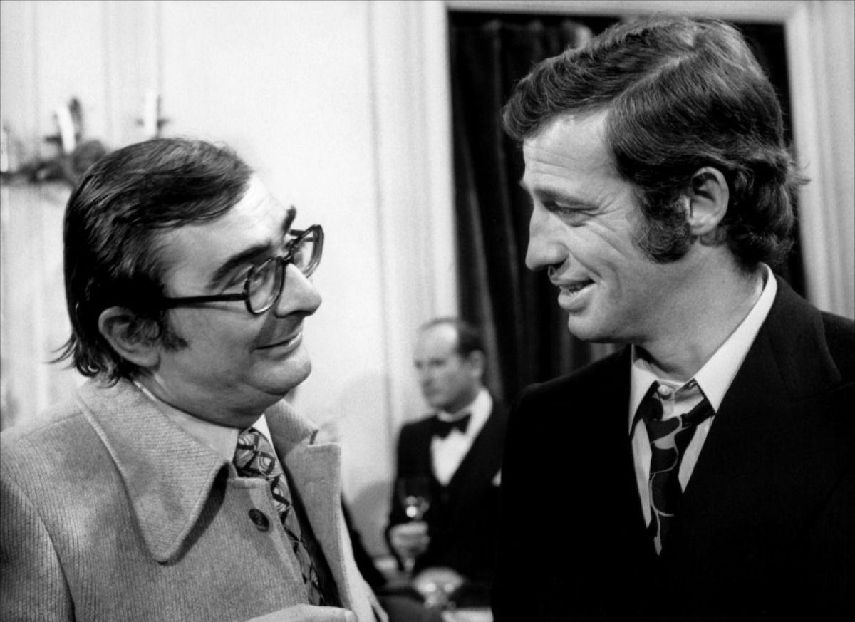 Las mejores imágenes de la carrera de Jean Paul Belmondo