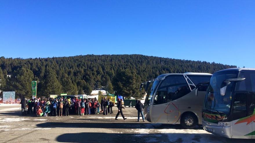 Un minibus connectarà a l'agost Cap del Rec, el Fornell i Pollineres