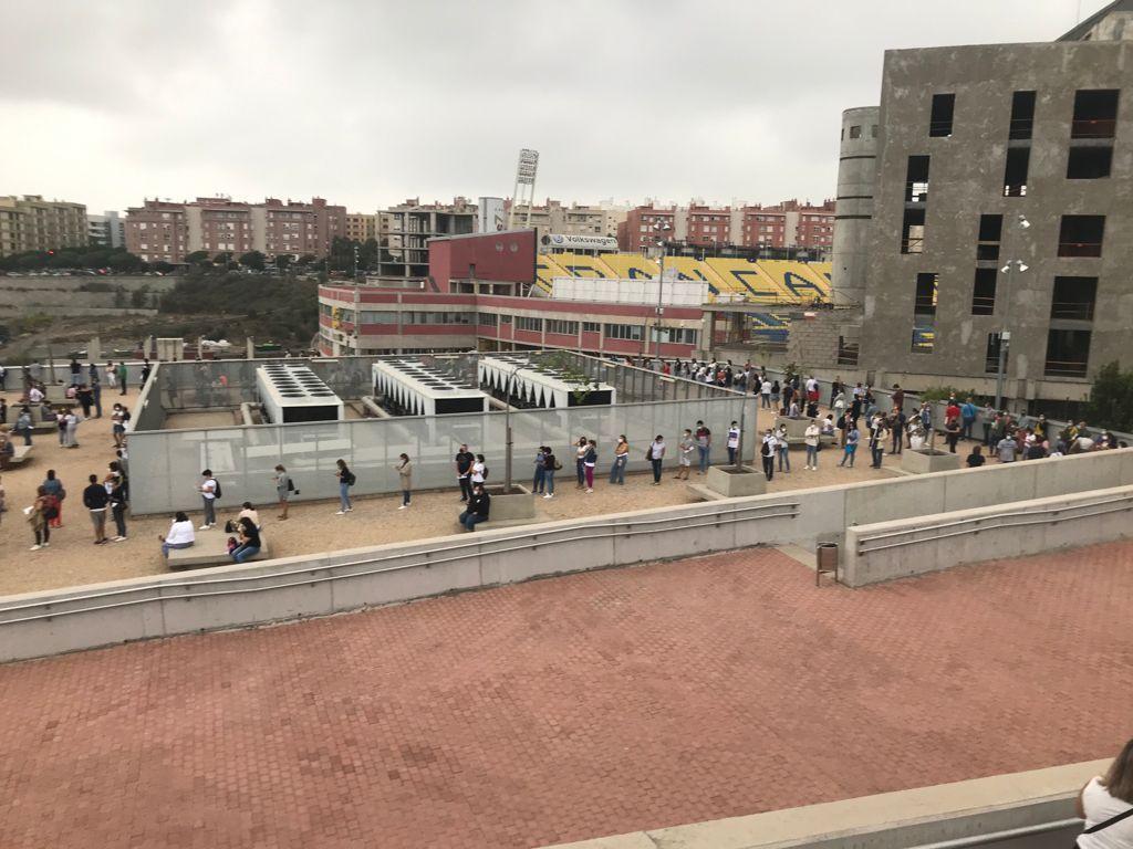 Oposiciones para una bolsa temporal del empleo del Cabildo de Gran Canaria