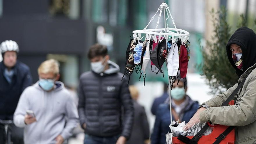 Alemania alcanza su nivel más alto de contagios desde el comienzo de la pandemia