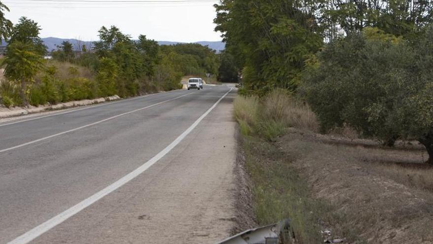 «Una furgoneta tiró a mi hermano de la carretera y se dio a la fuga»