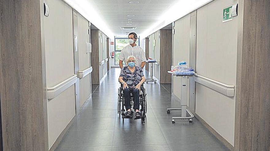 El hospital Sant Joan de Déu cumple dos años de actividad asistencial