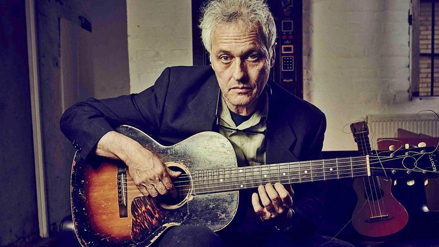 La guitarra única de Marc Ribot