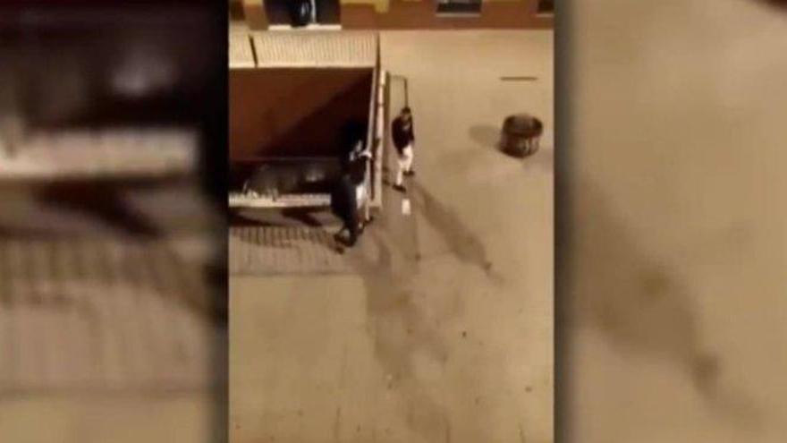 Tiroteo en plena calle en el barrio del Príncipe (Ceuta) / Vídeo