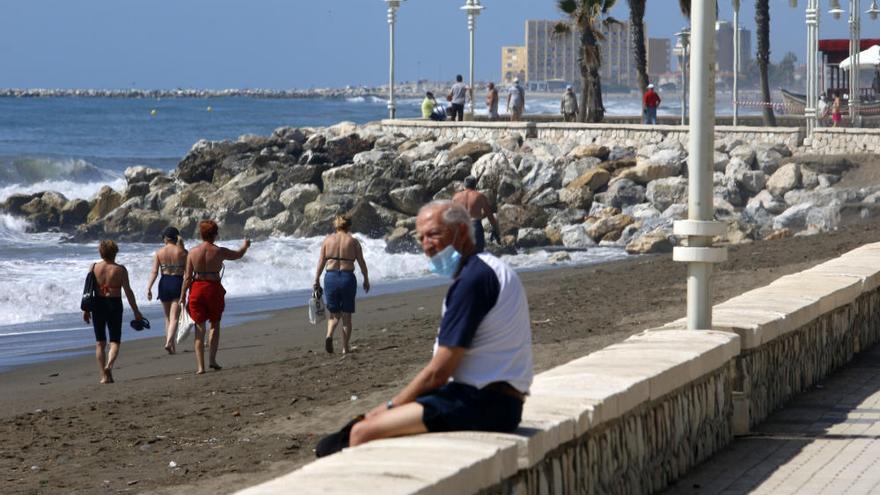 Málaga durante el estado de alarma | Miércoles, 27 de mayo