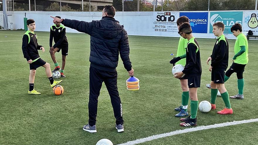 Los clubes pedirán a la Balear una reducción de cuotas si el fútbol base inicia la temporada