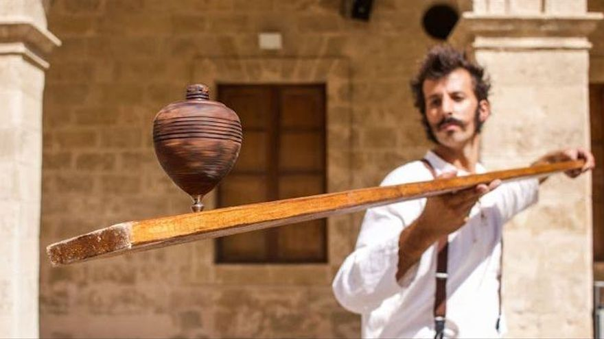 Mallorquinischer Kreisel-Künstler gewinnt Weltmeisterschaft