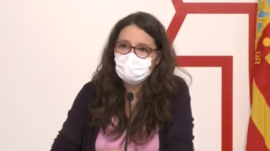 """Oltra condena la agresión a una mujer en Massamagrell: """"Ni el 8 de marzo tenemos tregua"""""""
