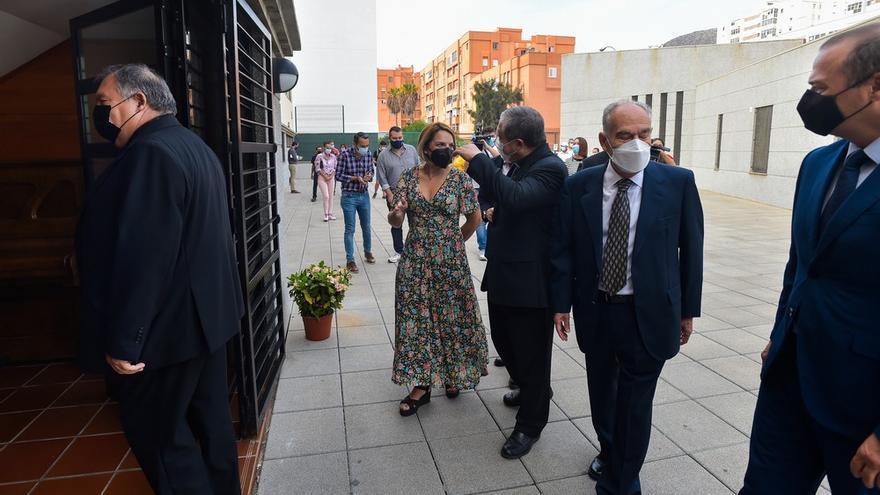 Inauguración del Centro Social de Cáritas diocesana