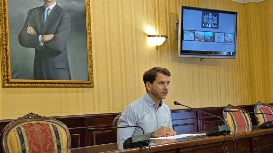 Cabra destinará 400.000 euros del PFEA a mejoras en los polígonos Vado Hermoso y Atalaya