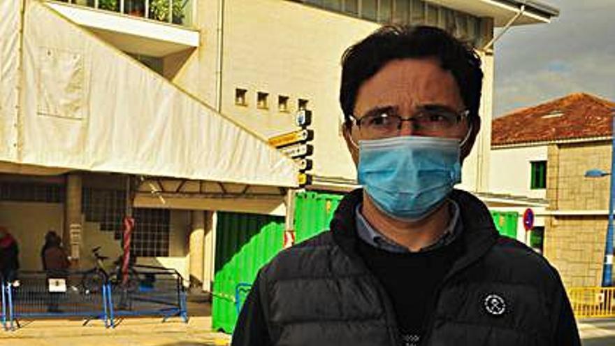José Ramón Abal reclama una comisión de investigación sobre el centro de salud
