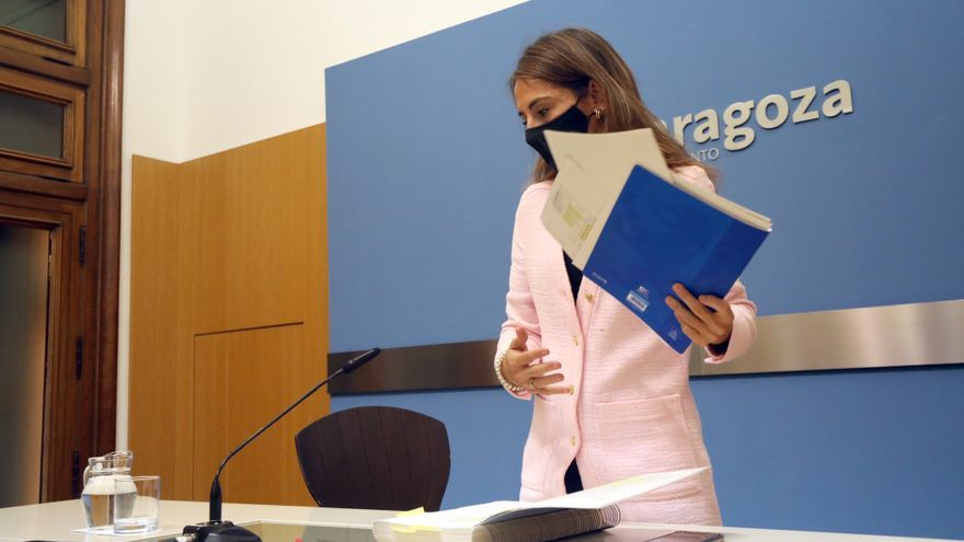 Zaragoza vota las ordenanzas fiscales de 2022 en medio de la polémica por la nulidad de la plusvalía