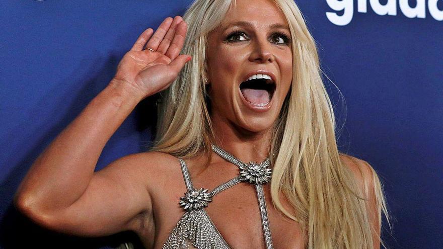Britney Spears habla sobre su custodia legal