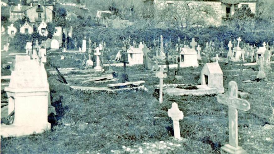 A epidemia do cólera en Moaña en 1854