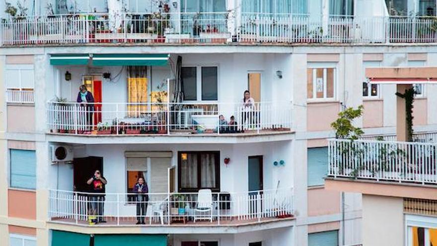 Studie: Wen die Ausgangssperre auf Mallorca besonders traf