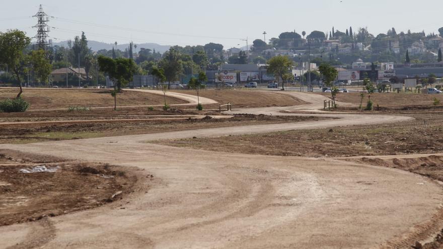 La conclusión de los parques de Levante y Flamenco se aplaza a septiembre