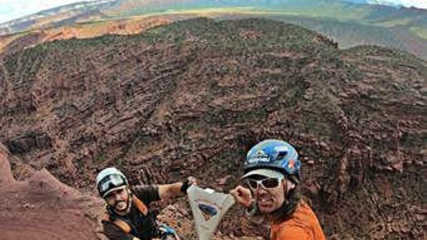Palmada i Gibert obren itineraris al desert de Utah