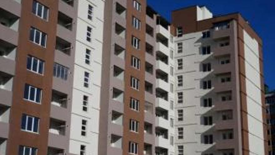 El precio de la vivienda usada en Canarias crece un 2,8% en el primer trimestre
