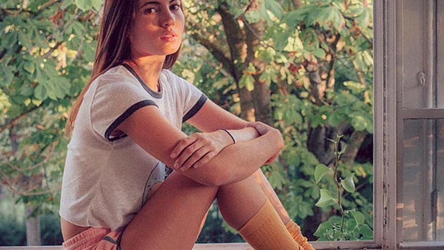 """Ivana Baquero: """"'El laberinto del fauno' fue un máster en interpretación"""""""